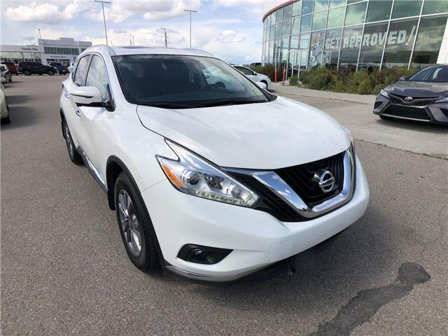 2017 Nissan Murano  (Stk: 2901098A) in Calgary - Image 1 of 19