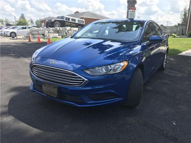 2017 Ford Fusion SE (Stk: 5343) in London - Image 5 of 25