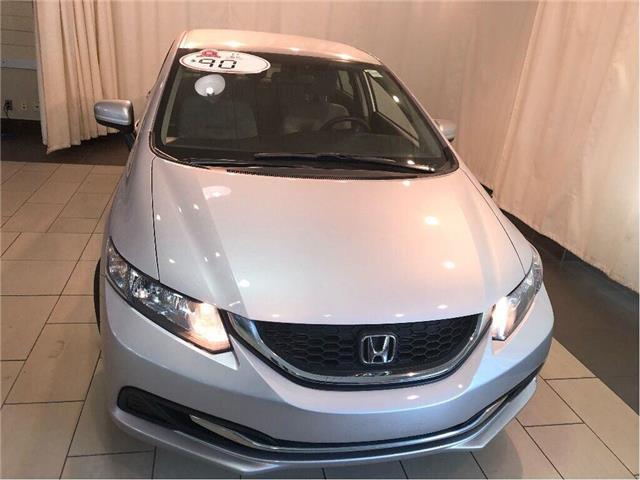 2015 Honda Civic LX (Stk: 39311) in Toronto - Image 2 of 20