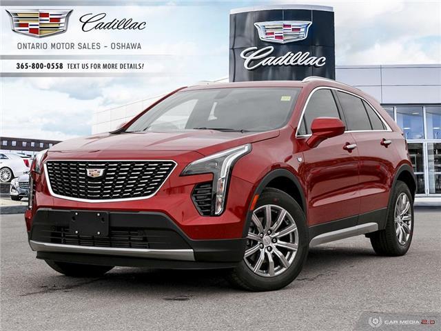 2019 Cadillac XT4 Premium Luxury (Stk: 9116402) in Oshawa - Image 1 of 19
