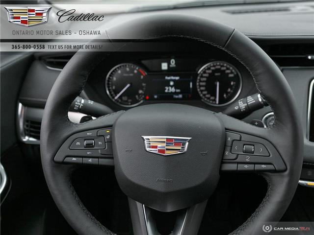 2019 Cadillac XT4 Premium Luxury (Stk: 9116402) in Oshawa - Image 13 of 19