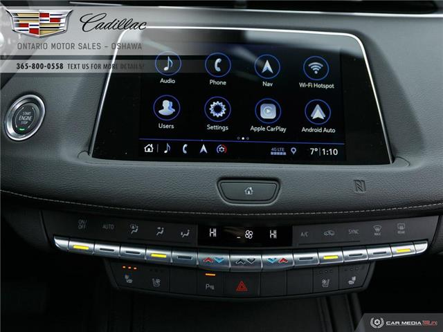 2019 Cadillac XT4 Premium Luxury (Stk: 9116402) in Oshawa - Image 14 of 19