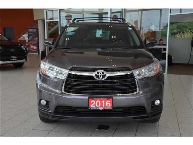2016 Toyota Highlander  (Stk: 505237A) in Milton - Image 2 of 37