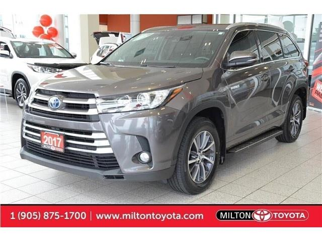2017 Toyota Highlander Hybrid  (Stk: 036032) in Milton - Image 1 of 39