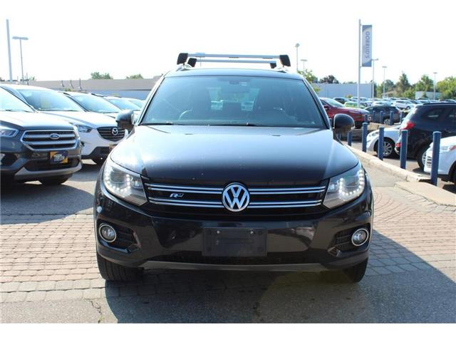 2013 Volkswagen Tiguan  (Stk: 000914) in Milton - Image 2 of 16