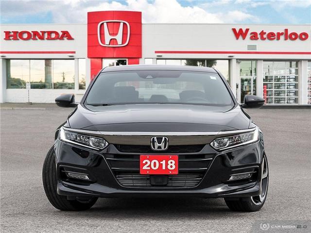 2018 Honda Accord Sport (Stk: H3665) in Waterloo - Image 2 of 27