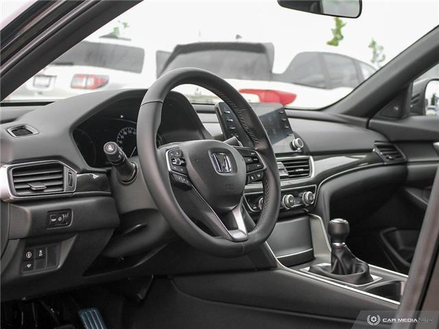 2018 Honda Accord Sport (Stk: H3665) in Waterloo - Image 6 of 27