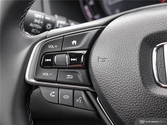 2018 Honda Accord Sport (Stk: H3665) in Waterloo - Image 11 of 27