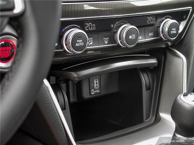 2018 Honda Accord Sport (Stk: H3665) in Waterloo - Image 13 of 27
