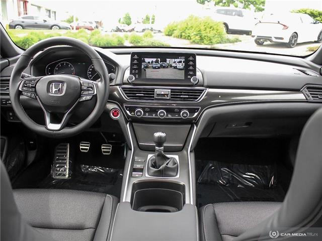 2018 Honda Accord Sport (Stk: H3665) in Waterloo - Image 18 of 27