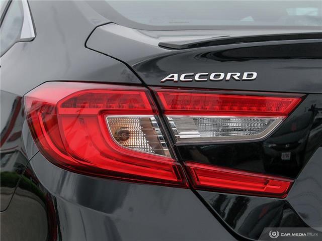 2018 Honda Accord Sport (Stk: H3665) in Waterloo - Image 27 of 27