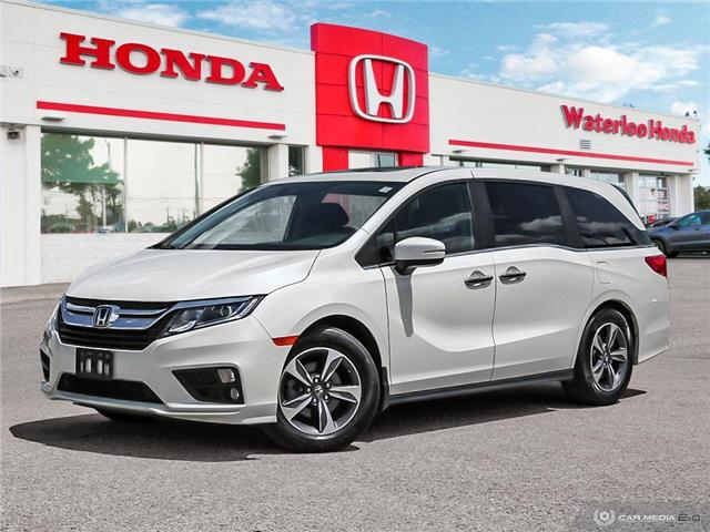 2019 Honda Odyssey EX (Stk: H3896) in Waterloo - Image 1 of 27