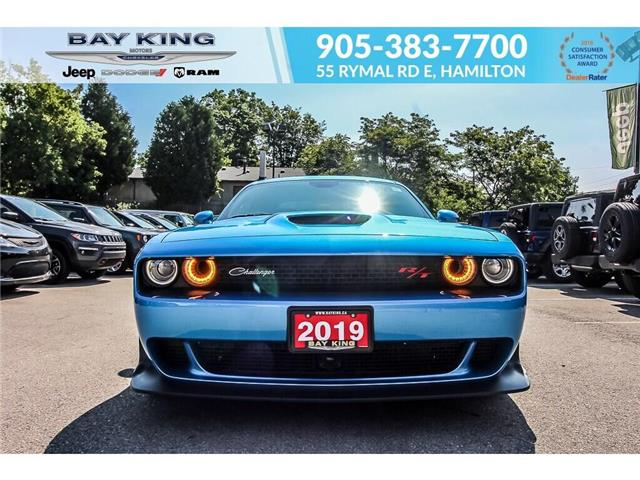 2019 Dodge Challenger Scat Pack 392 (Stk: 6909) in Hamilton - Image 2 of 24
