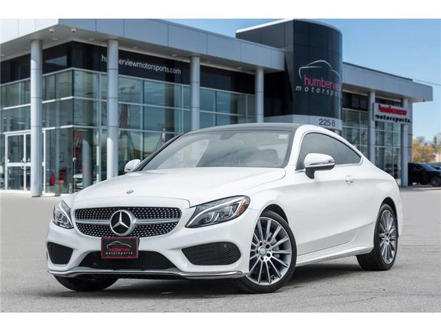 2017 Mercedes-Benz C-Class Base (Stk: 19HMS699) in Mississauga - Image 1 of 25