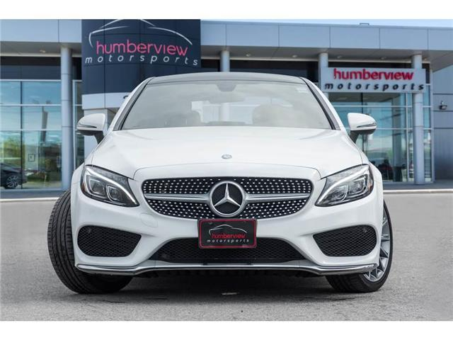 2017 Mercedes-Benz C-Class Base (Stk: 19HMS699) in Mississauga - Image 2 of 25