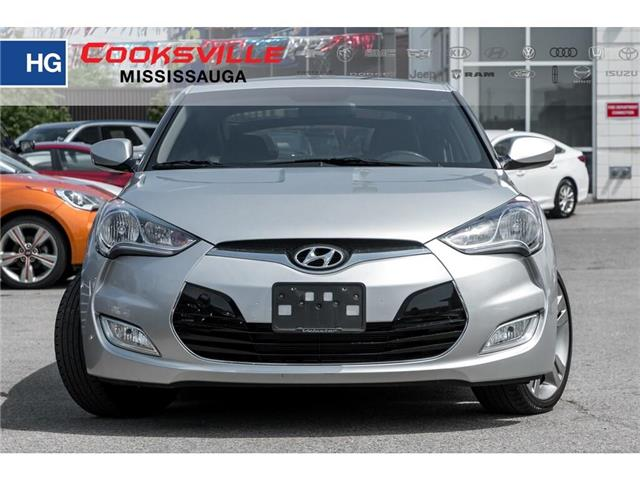 2013 Hyundai Veloster  (Stk: H394603T) in Mississauga - Image 2 of 20