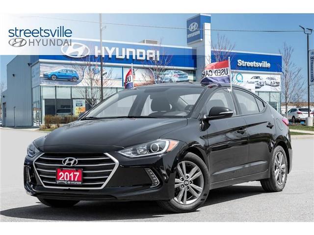 2017 Hyundai Elantra  (Stk: P0699) in Mississauga - Image 1 of 18