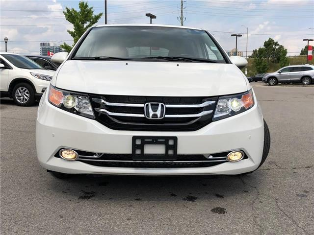 2015 Honda Odyssey Touring (Stk: 2139P) in Richmond Hill - Image 2 of 28