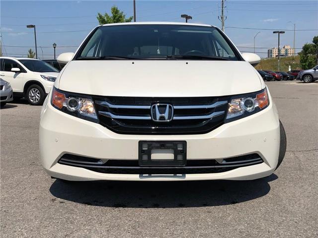 2016 Honda Odyssey EX-L (Stk: 2142P) in Richmond Hill - Image 2 of 18