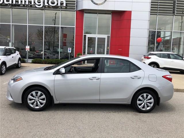 2016 Toyota Corolla LE (Stk: A6711) in Burlington - Image 2 of 18