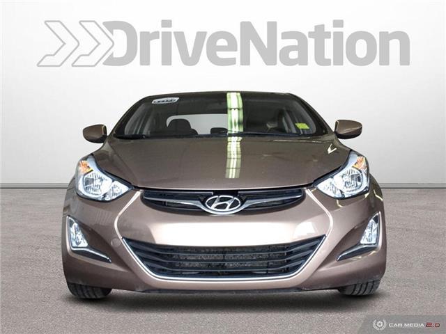 2016 Hyundai Elantra GLS (Stk: B2073A) in Prince Albert - Image 2 of 25