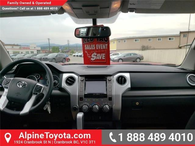 2017 Toyota Tundra  (Stk: X165987B) in Cranbrook - Image 10 of 26
