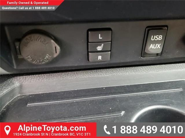 2017 Toyota Tundra  (Stk: X165987B) in Cranbrook - Image 19 of 26