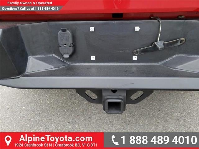 2017 Toyota Tundra  (Stk: X165987B) in Cranbrook - Image 24 of 26