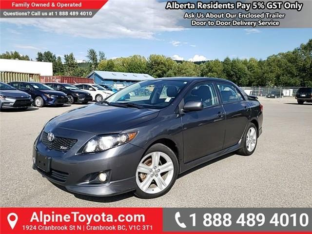 2010 Toyota Corolla XRS (Stk: C033039) in Cranbrook - Image 1 of 21