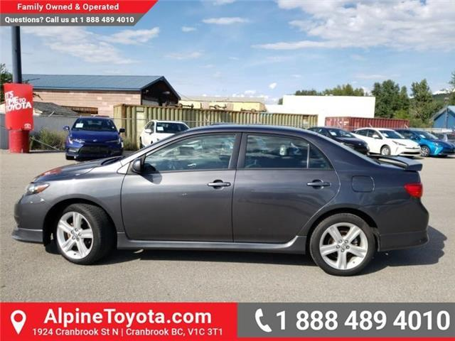 2010 Toyota Corolla XRS (Stk: C033039) in Cranbrook - Image 2 of 21