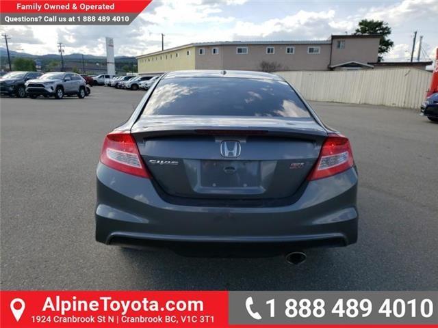 2012 Honda Civic Si (Stk: H101714) in Cranbrook - Image 4 of 23