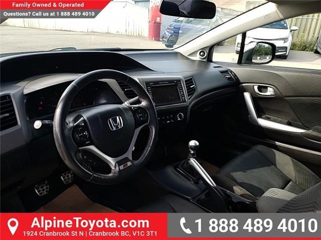 2012 Honda Civic Si (Stk: H101714) in Cranbrook - Image 9 of 23