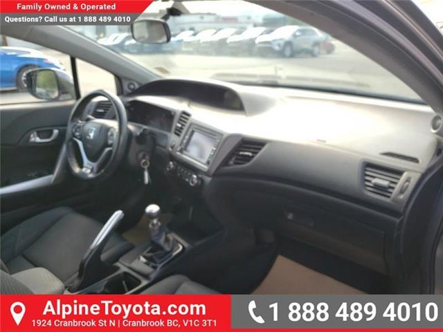 2012 Honda Civic Si (Stk: H101714) in Cranbrook - Image 11 of 23