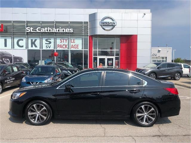 2016 Subaru Legacy  (Stk: P2158A) in St. Catharines - Image 1 of 24