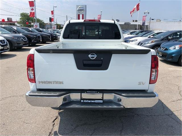 2018 Nissan Frontier SV (Stk: P2411) in St. Catharines - Image 4 of 19