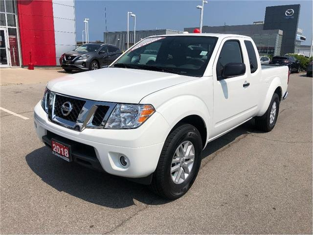 2018 Nissan Frontier SV (Stk: P2411) in St. Catharines - Image 9 of 19