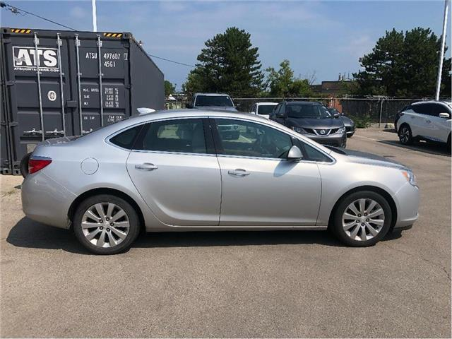 2017 Buick Verano Base (Stk: SE19020A) in St. Catharines - Image 2 of 5