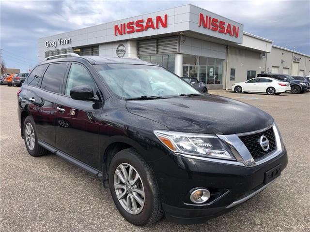 2016 Nissan Pathfinder SV (Stk: P2553) in Cambridge - Image 1 of 29