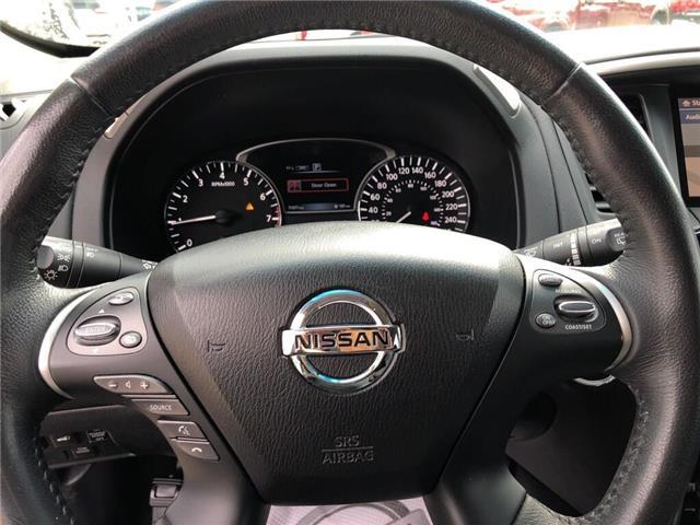 2016 Nissan Pathfinder SV (Stk: P2553) in Cambridge - Image 15 of 29