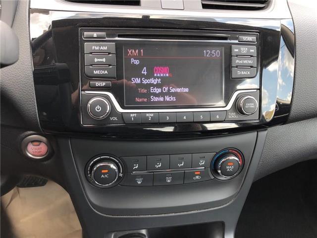 2017 Nissan Sentra 1.8 SV (Stk: P2636) in Cambridge - Image 19 of 27