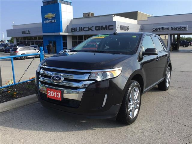 2013 Ford Edge SEL (Stk: K403A) in Grimsby - Image 1 of 17