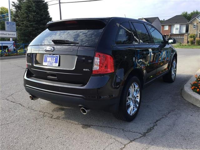 2013 Ford Edge SEL (Stk: K403A) in Grimsby - Image 4 of 17