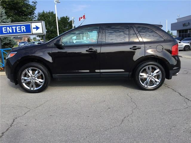 2013 Ford Edge SEL (Stk: K403A) in Grimsby - Image 6 of 17