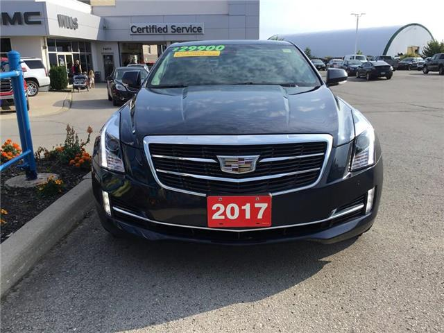 2017 Cadillac ATS 3.6L Premium Luxury (Stk: 174541A) in Grimsby - Image 2 of 16