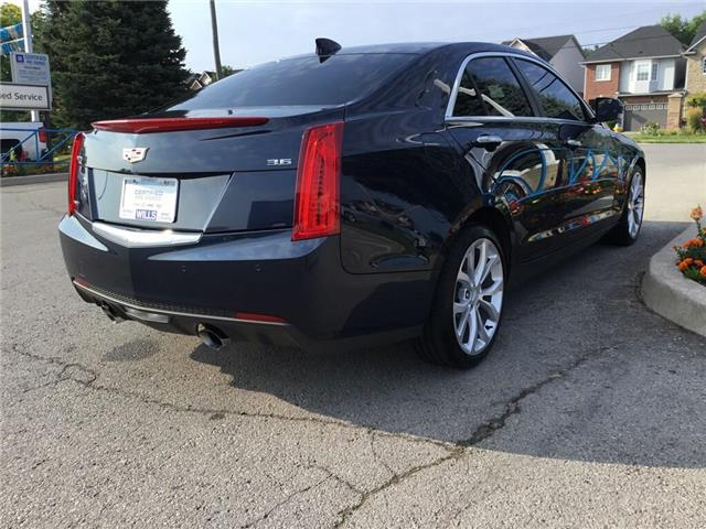 2017 Cadillac ATS 3.6L Premium Luxury (Stk: 174541A) in Grimsby - Image 4 of 16