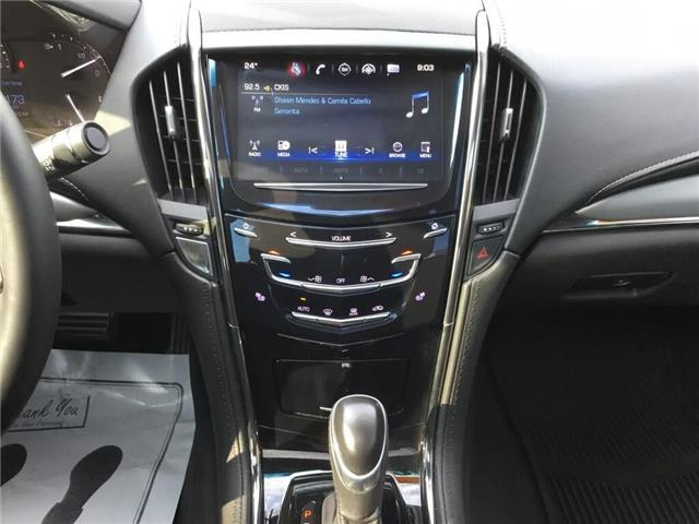 2017 Cadillac ATS 3.6L Premium Luxury (Stk: 174541A) in Grimsby - Image 11 of 16