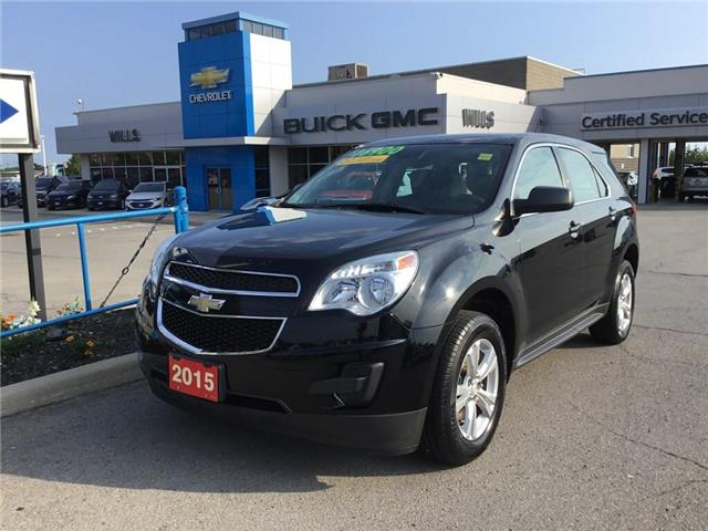 2015 Chevrolet Equinox LS (Stk: K472A) in Grimsby - Image 1 of 14