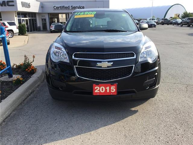 2015 Chevrolet Equinox LS (Stk: K472A) in Grimsby - Image 2 of 14