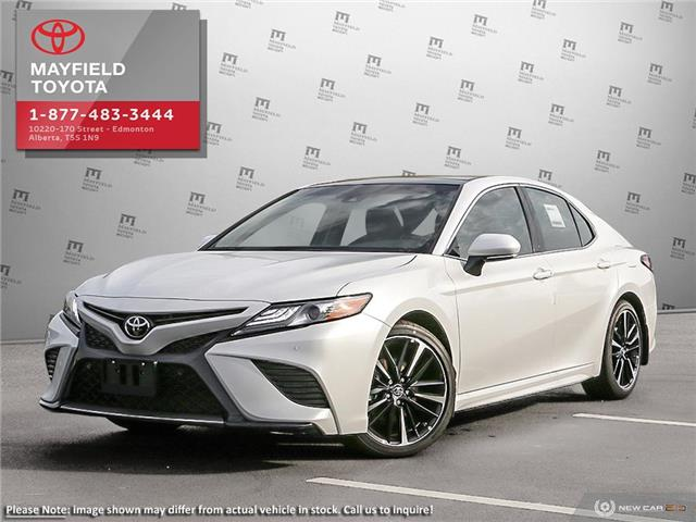2018 Toyota Camry XSE V6 (Stk: 180558) in Edmonton - Image 1 of 24