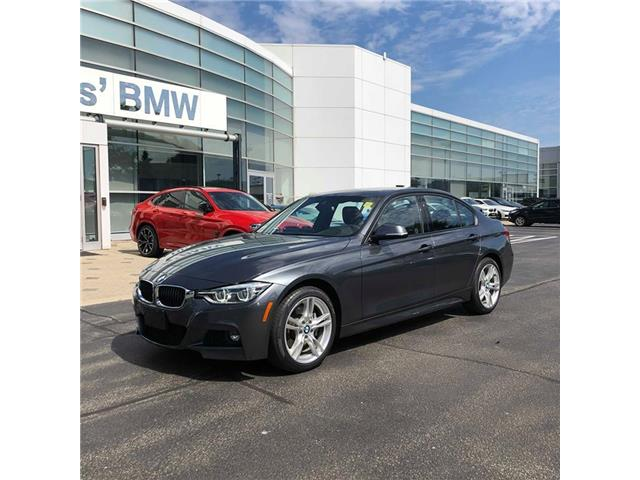 2018 BMW 330i xDrive (Stk: DB5680A) in Oakville - Image 1 of 10